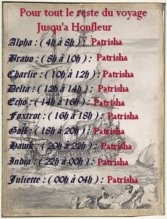 Planning journalier des Capitaines  Planni20