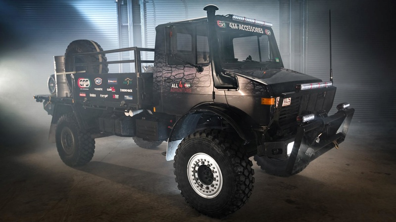 Unimog U1750 ex ARDF All4Adventure U_170010