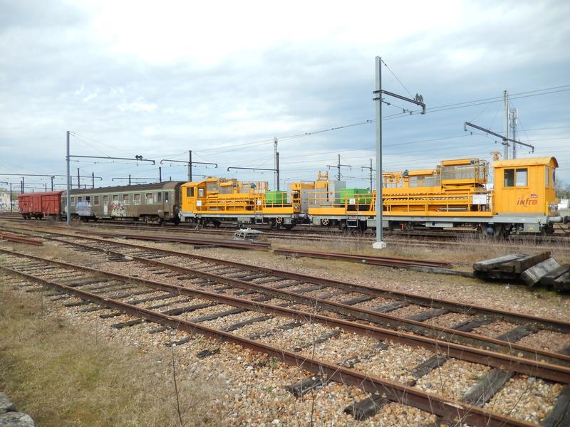 En gare de Moret- Veneux-les -Sablons avril 2018 Dscn8310