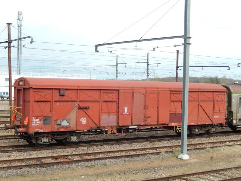 En gare de Moret- Veneux-les -Sablons avril 2018 Dscn8312