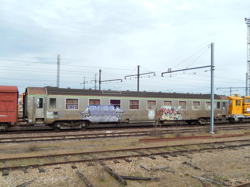 En gare de Moret- Veneux-les -Sablons avril 2018 Dscn8313