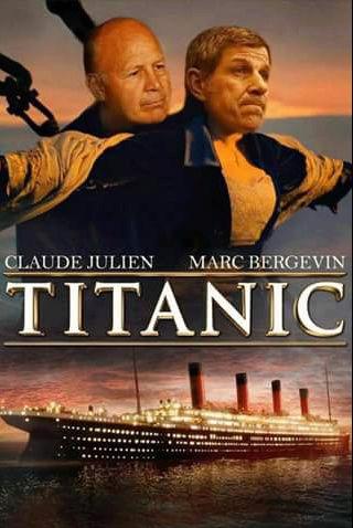 Drôle...le CH version affiche de film. Julien10