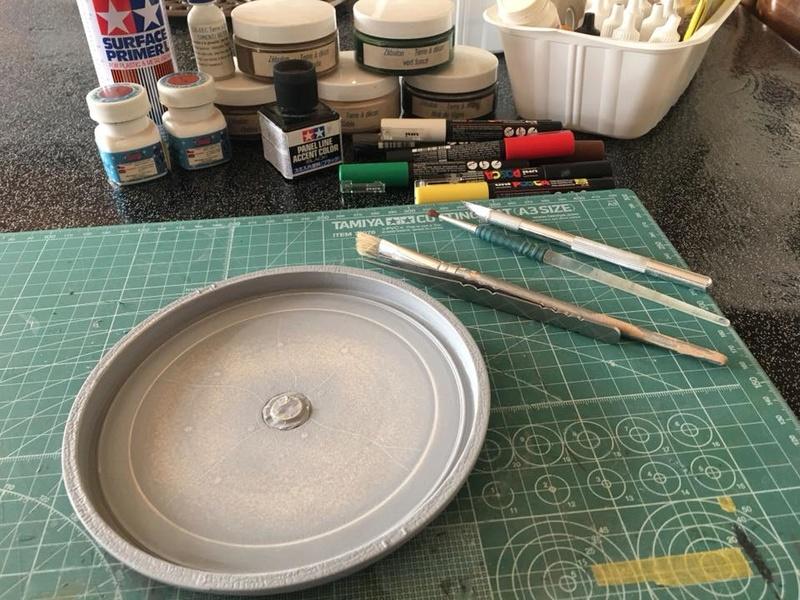 modification, peinture et patine pont tournant PECO N 22405911