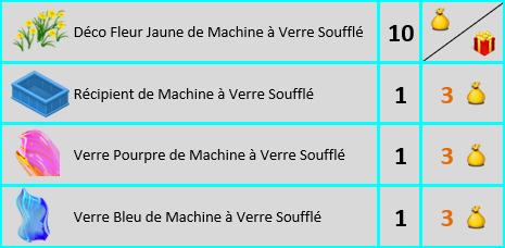 Machine à Verre Soufflé Sans_210