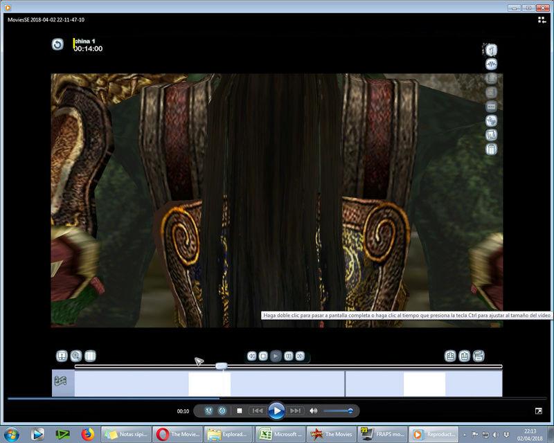FRAPS: Mantener la misma calidad de vídeo que en The Movies - Página 3 Sin_ty20