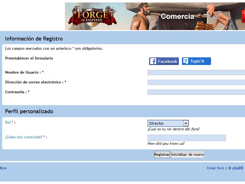 Implementados nuevos rangos a los usuarios. Sin_ty32