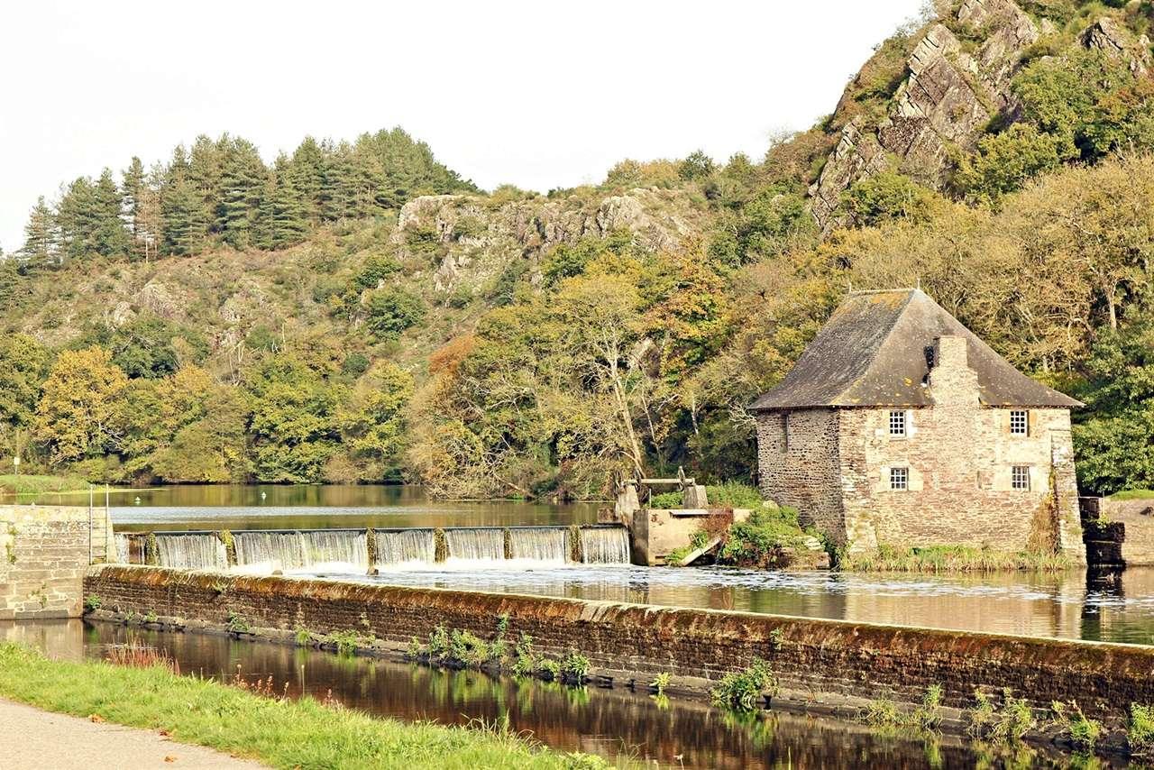 Mouin et Ecluse du Boël sur La Vilaine - Pont Réan ( 35 ) Img_0412
