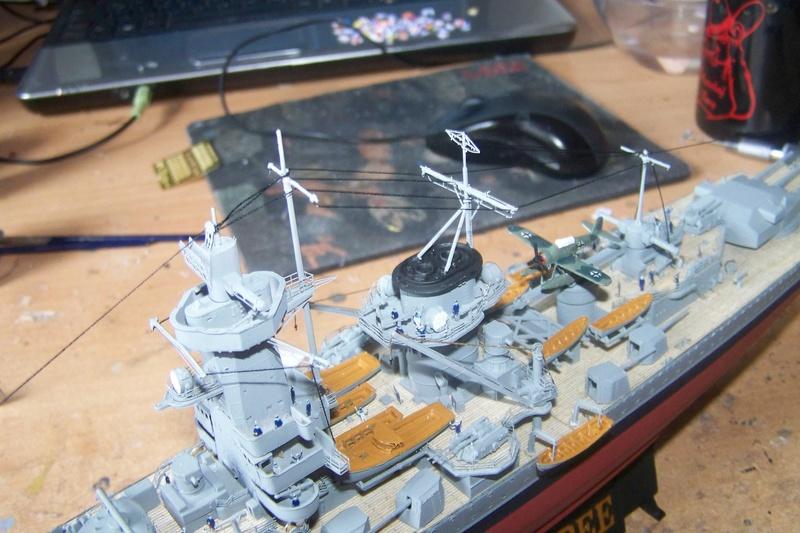 Panzerschiff Admiral Graf Spee in 1:350 - Seite 2 102_4018