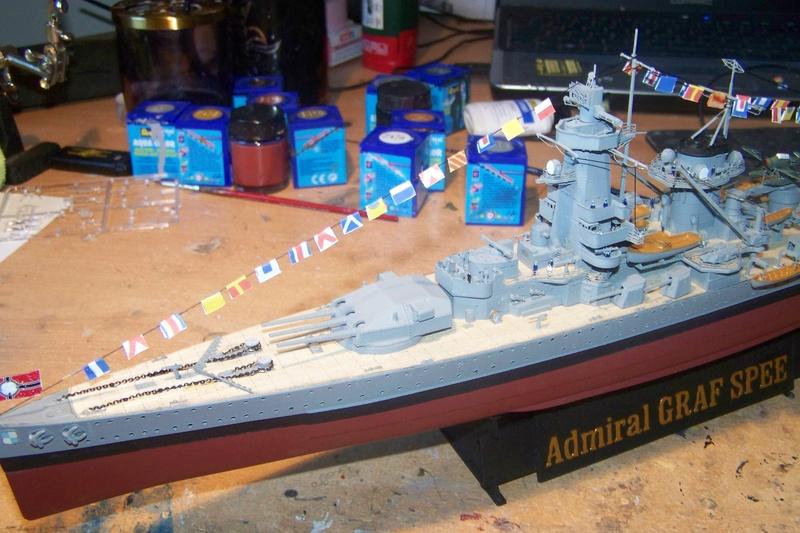 Panzerschiff Admiral Graf Spee in 1:350 - Seite 2 102_4020