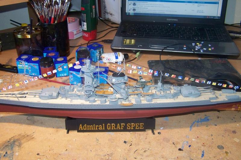 Panzerschiff Admiral Graf Spee in 1:350 - Seite 2 102_4021