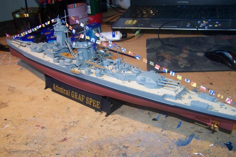Panzerschiff Admiral Graf Spee in 1:350 - Seite 2 102_4022