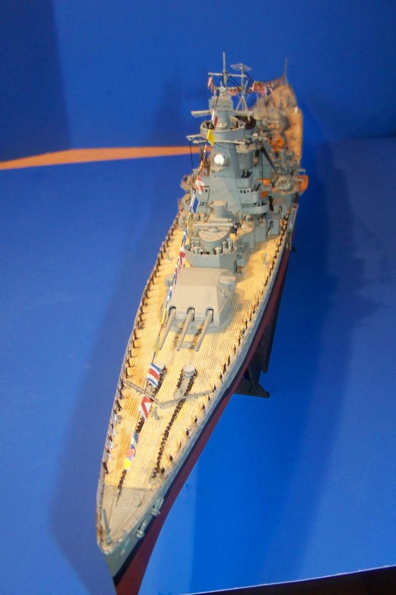 Graf Spee von Trumpeter in 1:350 102_4027