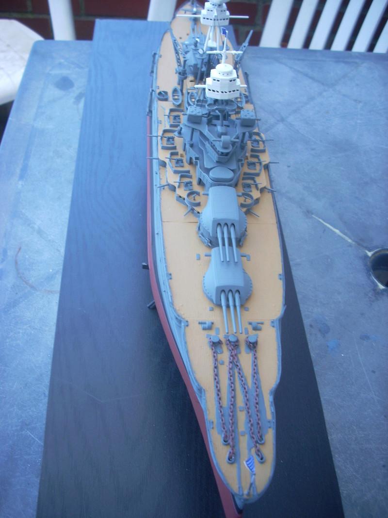 USS Arizona BB-39 (1941) in 1:350 von Hobby Boss Dscn0018