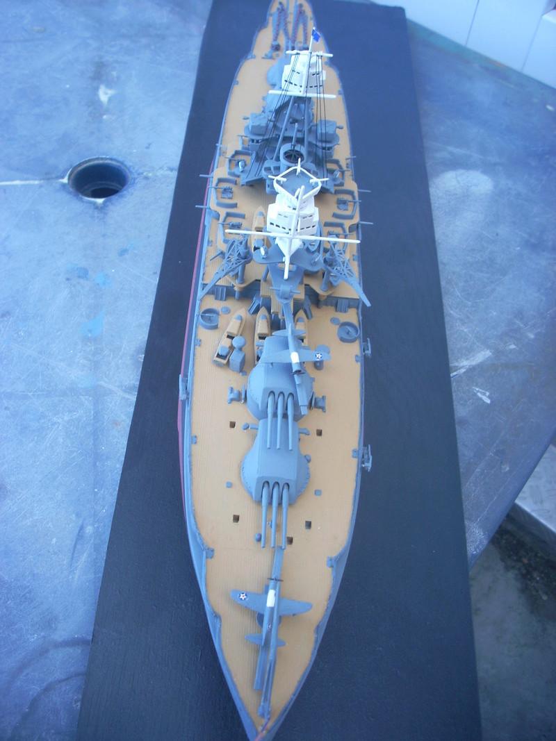 USS Arizona BB-39 (1941) in 1:350 von Hobby Boss Dscn0019
