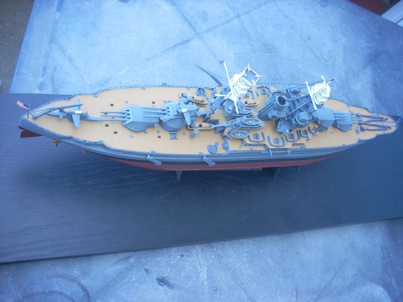 USS Arizona BB-39 (1941) in 1:350 von Hobby Boss Dscn0020