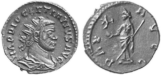 Dioclétien aurélianus _lyons10