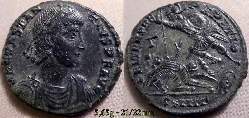 Les Constances II, ses Césars et ces opposants par Rayban35 - Page 19 Charg119