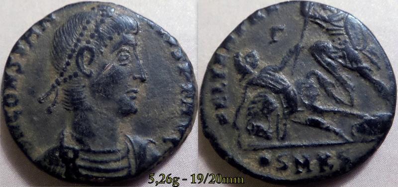 Les Constances II, ses Césars et ces opposants par Rayban35 - Page 19 Charg122