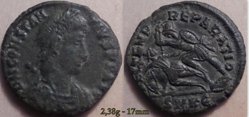 Les Constances II, ses Césars et ces opposants par Rayban35 - Page 20 Charg125