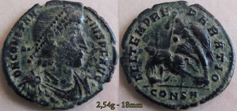 Les Constances II, ses Césars et ces opposants par Rayban35 - Page 20 Charg131