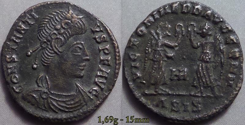 Les Constances II, ses Césars et ces opposants par Rayban35 - Page 20 Charg136