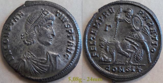 Les Constances II, ses Césars et ces opposants par Rayban35 - Page 20 Charg148
