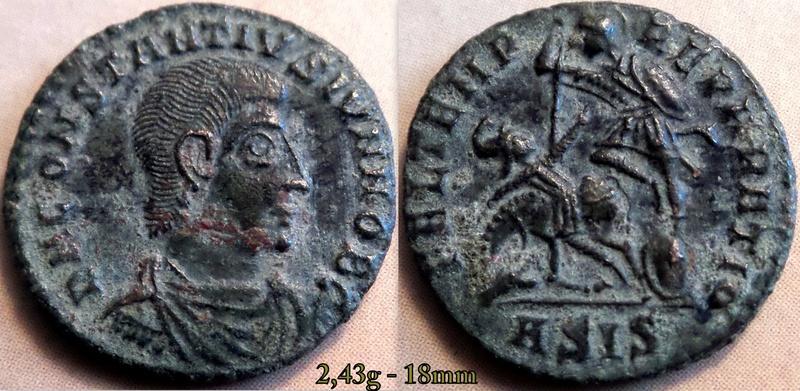 Les Constances II, ses Césars et ces opposants par Rayban35 Charg156