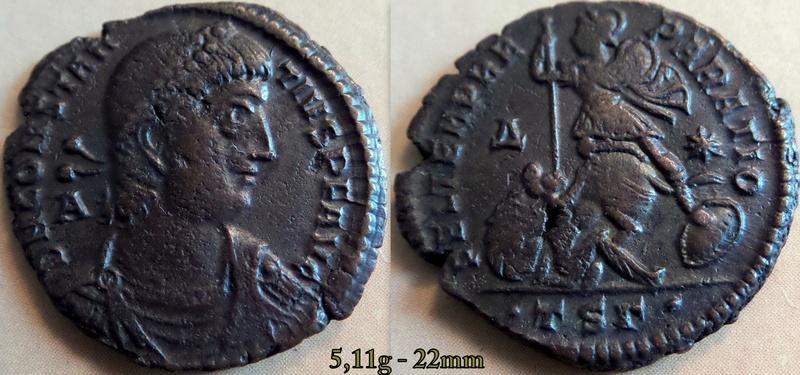 Les Constances II, ses Césars et ces opposants par Rayban35 Charg160