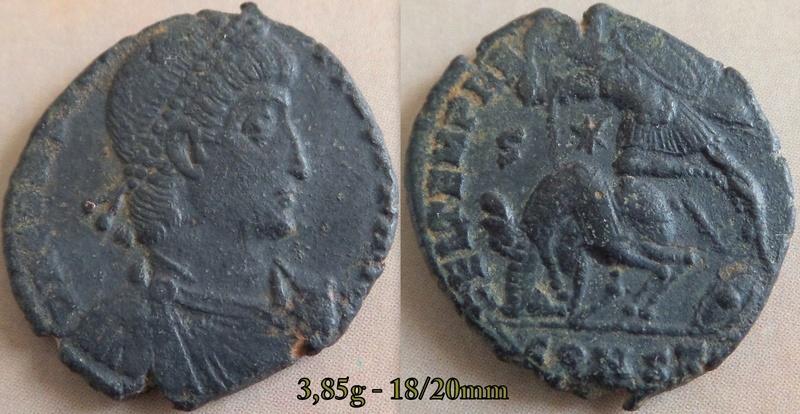 Les Constances II, ses Césars et ces opposants par Rayban35 Charg171