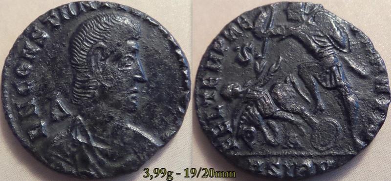 Les Constances II, ses Césars et ces opposants par Rayban35 - Page 2 Charg191
