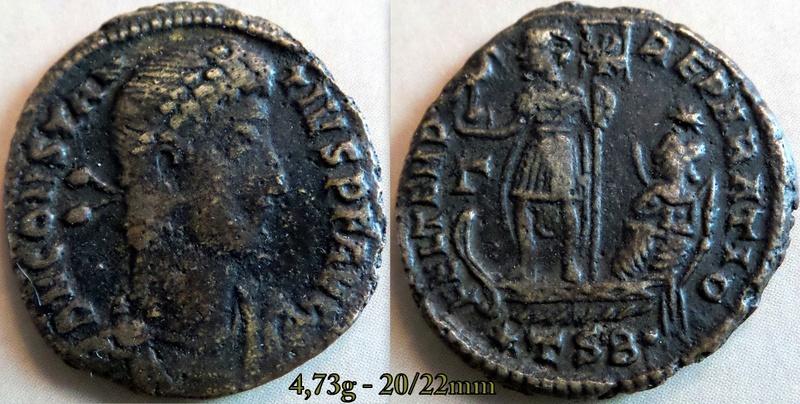 Les Constances II, ses Césars et ces opposants par Rayban35 - Page 2 Charg192