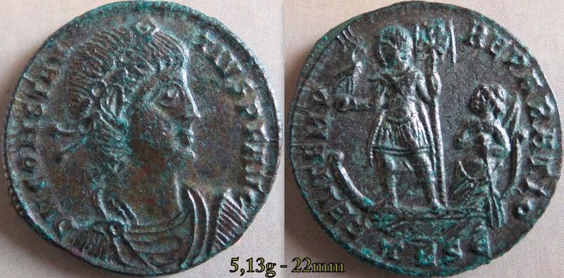 Les Constances II, ses Césars et ces opposants par Rayban35 - Page 3 Charg196