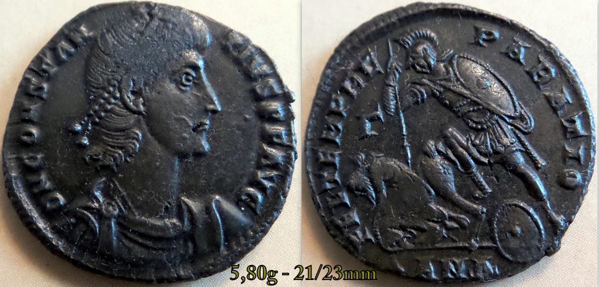Les Constances II, ses Césars et ces opposants par Rayban35 - Page 3 Charg203