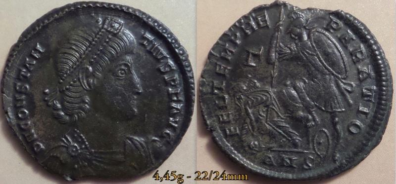 Les Constances II, ses Césars et ces opposants par Rayban35 - Page 17 Charge10