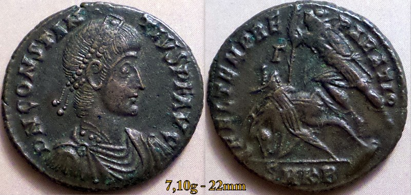 Les Constances II, ses Césars et ces opposants par Rayban35 - Page 17 Charge12