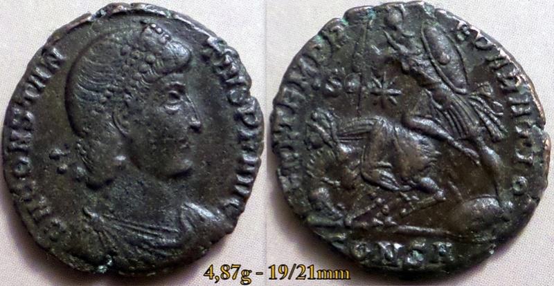 Les Constances II, ses Césars et ces opposants par Rayban35 - Page 17 Charge16