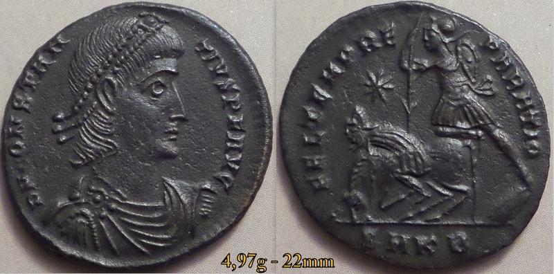 Les Constances II, ses Césars et ces opposants par Rayban35 - Page 17 Charge17