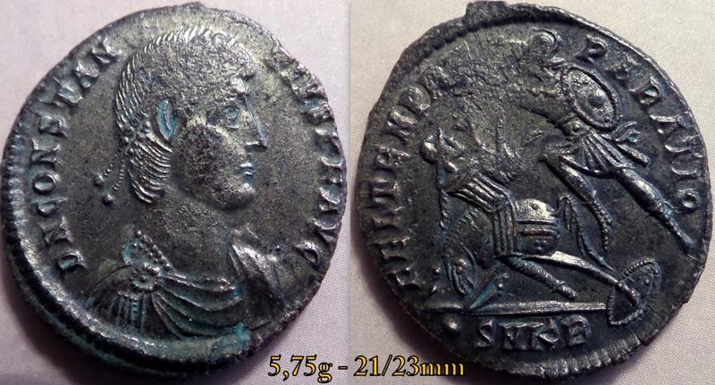 Les Constances II, ses Césars et ces opposants par Rayban35 - Page 17 Charge28