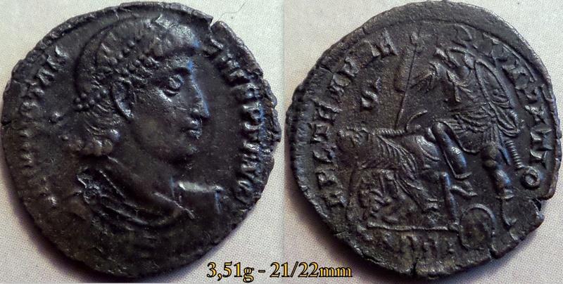 Les Constances II, ses Césars et ces opposants par Rayban35 - Page 17 Charge29