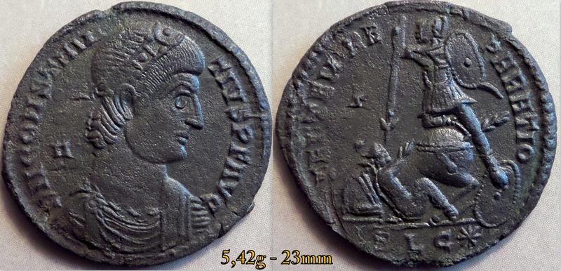 Les Constances II, ses Césars et ces opposants par Rayban35 - Page 17 Charge34