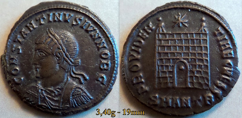 Mes CONSTANTIN II Charge50