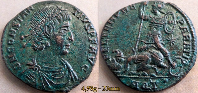 Les Constances II, ses Césars et ces opposants par Rayban35 - Page 18 Charge61