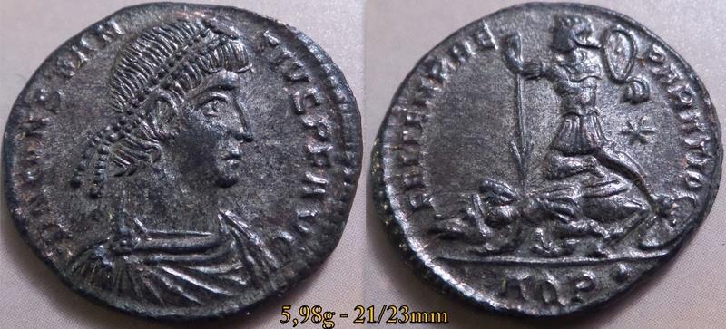 Les Constances II, ses Césars et ces opposants par Rayban35 - Page 18 Charge62