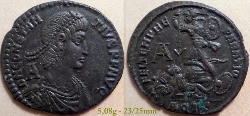 Les Constances II, ses Césars et ces opposants par Rayban35 - Page 18 Charge78