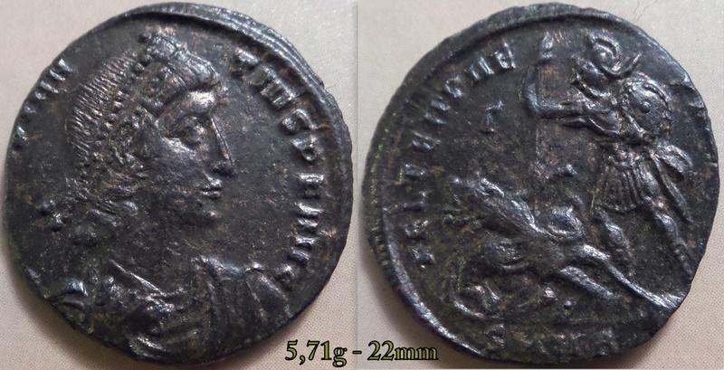 Les Constances II, ses Césars et ces opposants par Rayban35 - Page 18 Charge81