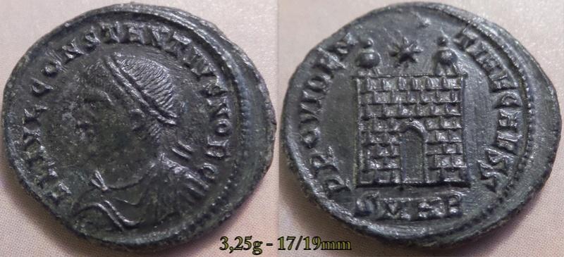 Les Constances II, ses Césars et ces opposants par Rayban35 - Page 18 Charge86