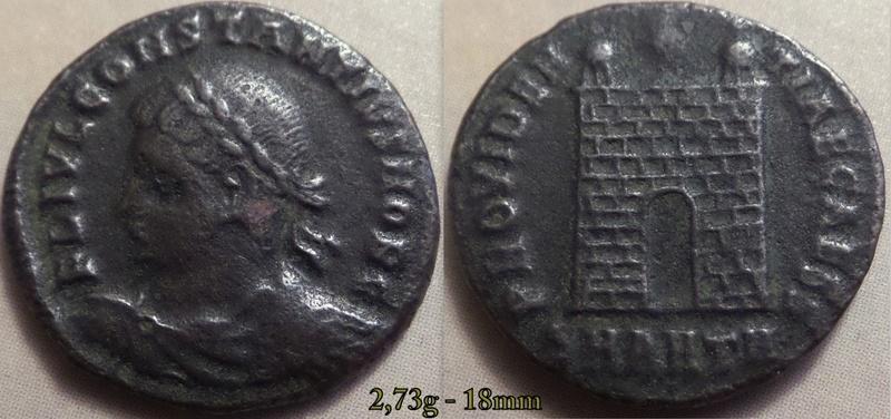 Les Constances II, ses Césars et ces opposants par Rayban35 - Page 18 Charge97