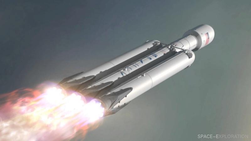 [SpaceX] Actualités et développements de la Falcon Heavy - Page 27 Falcon10