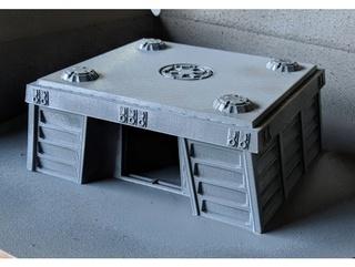 Star wars légion Bunker10