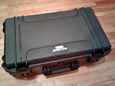 Case ou étui transport de pistolet Case-g10